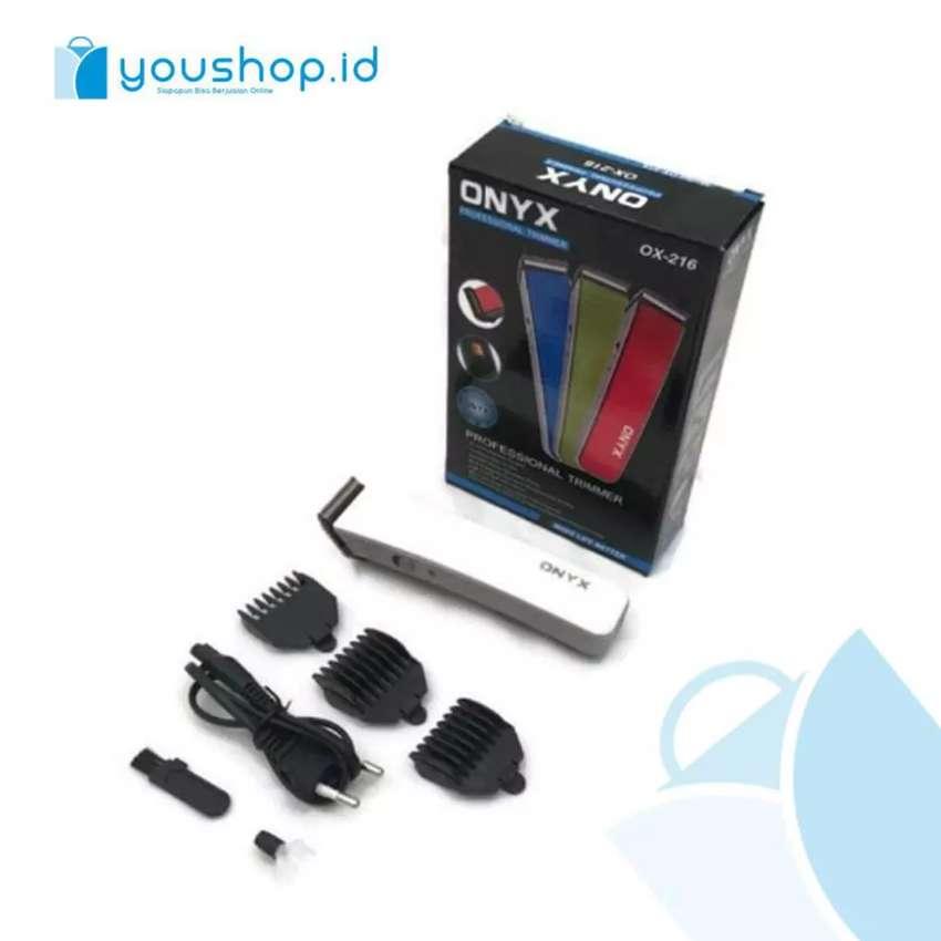 PROMO - Mesin Alat Cukur Rambut ONYX OX-216 0