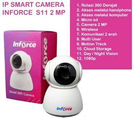 IP Camera Inforce S11 2MP FHD 1080P Day / Night Vision