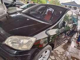 Hyundai Getz GLS hitam mulus terawat,SS lgkp,pajak baru