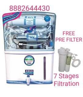Season sale offer Aquafresh RO UV UF with minerals & water purifier
