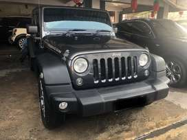 Jeep Wrangler RUBICON 3.6 Th2015 A/T Khusus Batam