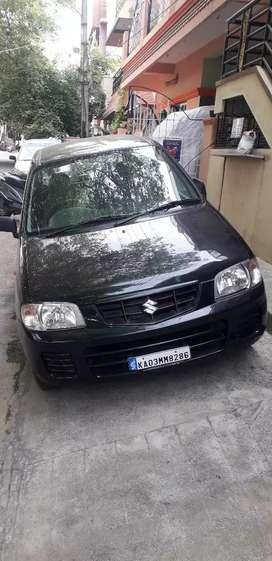 Alto lxi well maintained car with center locking and music system