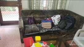Sofa set in L shape sale