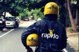 Need Rapido bike driver