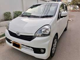 Daihatsu Mira model 2014 registered 2014