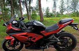Kawasaki ninja 250cc FI 2014