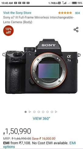Hii fd's sale my camera kitt