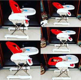 Highchair cocolatte, kursi makan bayi