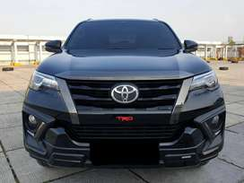 Fortuner VRZ TRD Diesel AT 2020