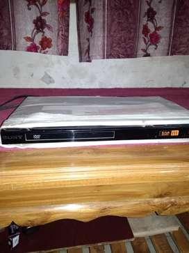 New Sony dvd player