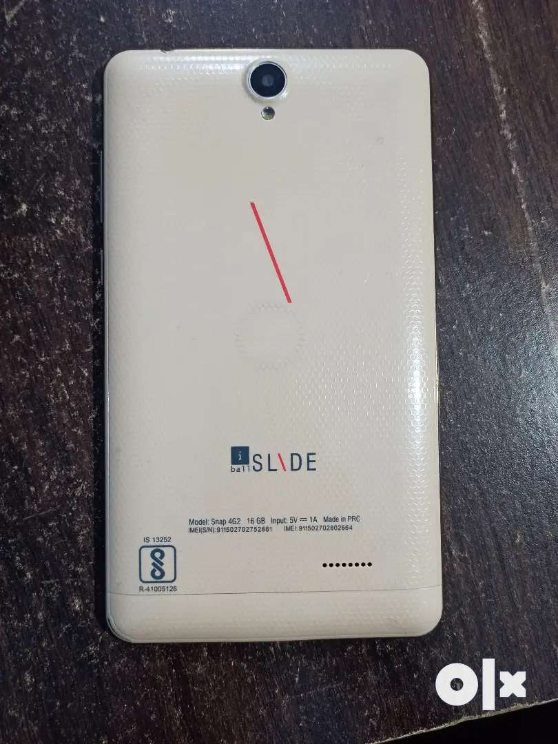 Iball slide 4G