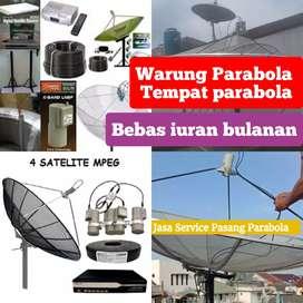 Anteng Tv, Parabola Pondok Indah ~ Jasa Pasang, Servis