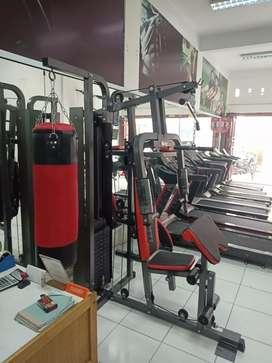 Home gym 3 sisi Mumer beban 75kg