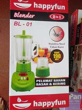 Blender happyfun