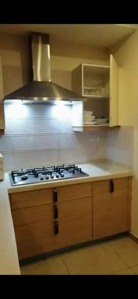 Two bed furnished apartment for rent in bahria heights