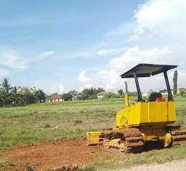 Rental becko land clearing pengurugan stripping cut and fill tanah