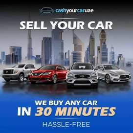 We Purchase all Cars.  Cash in just 30 Minutes