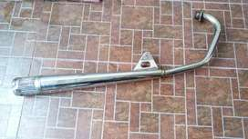 Knalpot Honda GL Max KEG Original