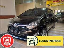 [Lulus Inspeksi] Toyota Agya TRD S 1.2 AT Matic 2018