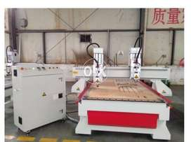 CNC WOOD ROUTER 1325 Double Head