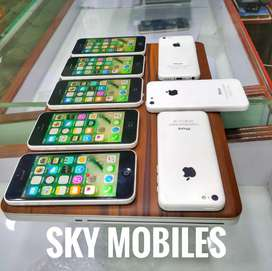 Sky mobiles iphone 5c mobiles 16gb ROM memory