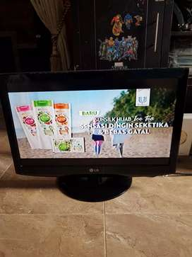 Tv monitor lcd led LG 22inc
