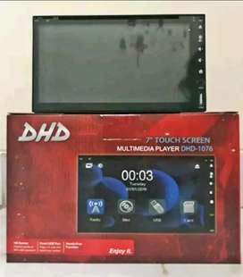 Head unit 2din DHD 1076