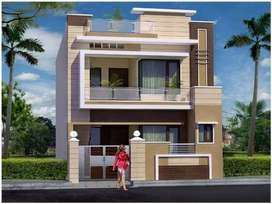 4BHK KOTHI FOR SALE  IN KHARAR(MOHALI)