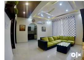 2BHK Luxury Furnished Flat in 22.90 Lacs