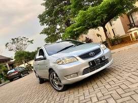 Toyota vios G 2004/2005 orisinilan mulus istimewa siap pakai