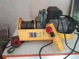 Winch dinamo listrik