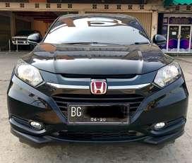 Honda HR-V 2015 tipe E cvt A/T km 50rb