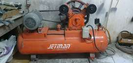 Kompressor Jetman 10 HP
