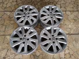 Velg Only 1seat Std Mobilio 15 Pcd 4x100 Buuat Honda Brio City Vios