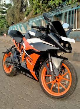 KTM RC 200 ABS