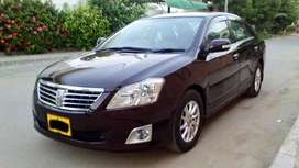 One Step Solution PVT.LTD:Toyota Premio 2011 on Easy EMI process20%D.P