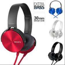 Refurbish Sony MDR XB-450 HeadPhone With Extra Bazz Just Rs.350/-