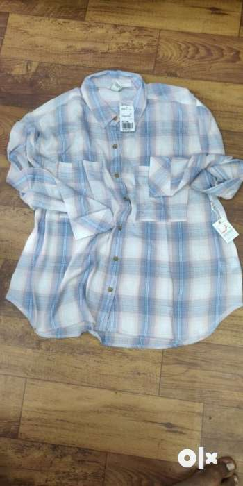 ladies check shirt forever 21 for wholesale for 0