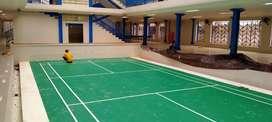 Karpet Badminton Flypower Murah Cuma Disini