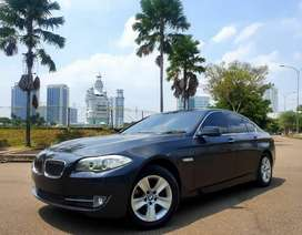 For Sale BMW 528i F10 Luxury RSE 2012 Grey On Brown Full Option