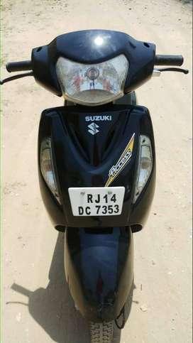Good Condition Suzuki Access 125Z with Warranty |  7353 Jaipur