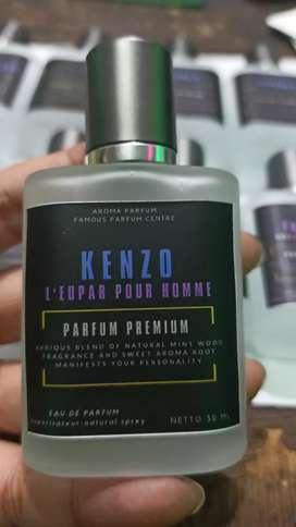 Parfum leupar kenzo pourhomme parfum super awed aroma segar