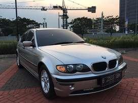 BMW E46 318i N42 Tahun 2002 Facelift