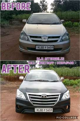 Innova New Model Conversion  in Cheap Rate