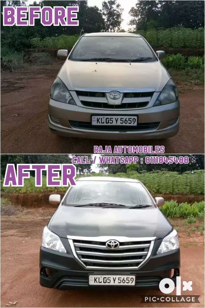 Innova New Model Conversion  in Cheap Rate 0
