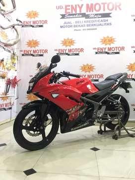 Kawasaki ninja krr 150 tahun 2013