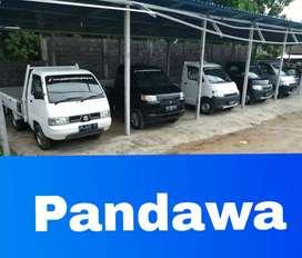 Sewa mobil pick up taxi / Jasa Pindahan / Rental pickup box bak bvan