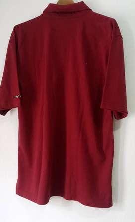 FreeeKiriimm2- COD - Ready - Sle Baju Kerah Polo Red Ori Size XL
