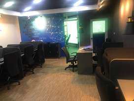 INVESTMENT CORRIDOR OFFER fully furnished 700 SQFT OFFICE FOR RENT