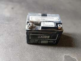 Exide 4Ah Battery 1.5Year Old But Fully Working Condition .